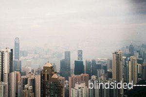 Blindsided art