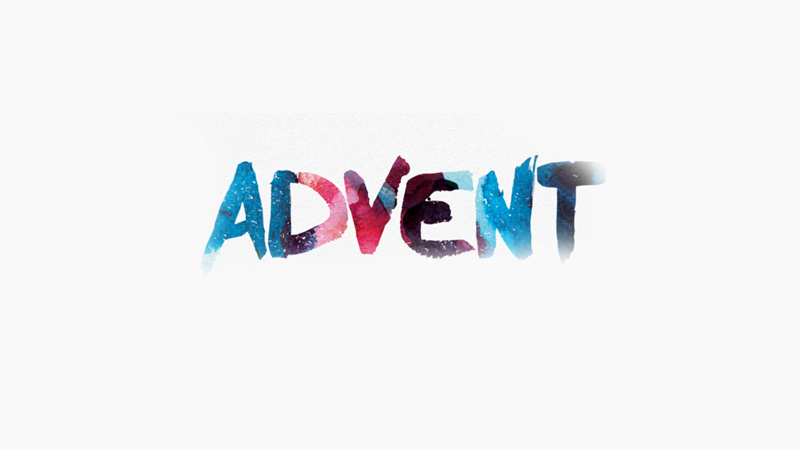 Advent sermon series art