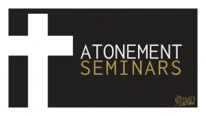 Atonement Seminars art