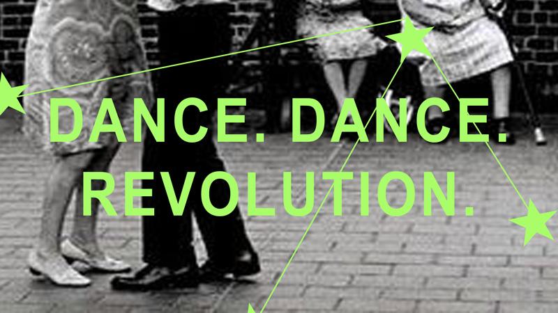 Dance Dance Revolution sermon art