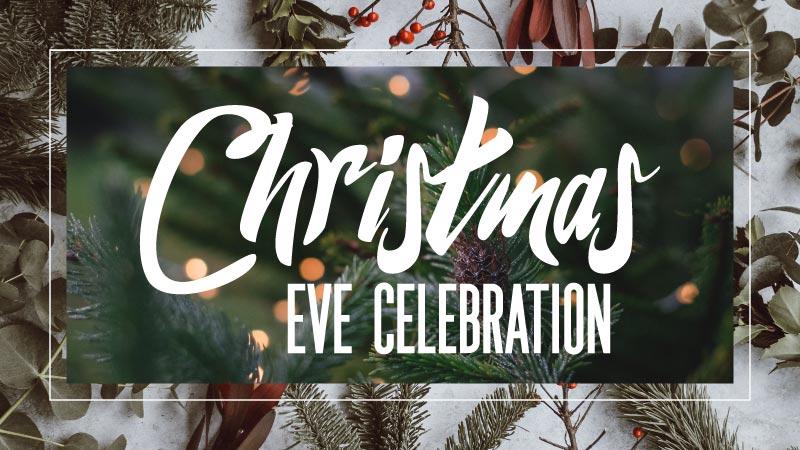 Christmas Eve 2018 sermon art