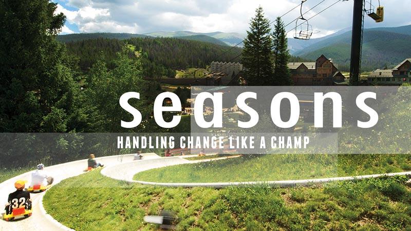 Seasons sermon art