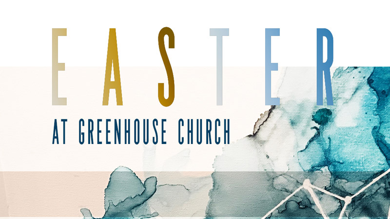 Easter 2019 sermon art