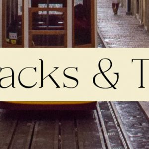 trolley tracks & true value sermon art