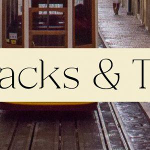 trolley tracks & true value sermon art