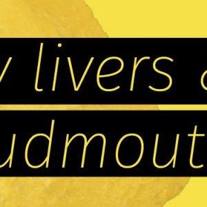 Lily Livers & Loudmouths sermon art